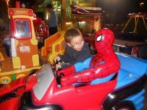 Ma rencontre avec Spiderman